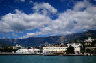 Russian cities. Yalta