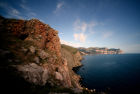 Views of Crimea. Balaklava