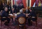 Vladimir Putin holds informal meeting with CIS leaders