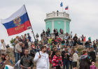 Kerch celebrates Victory Day