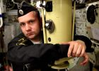 "Life of the crew of Pacific Fleet's diesel submarine ""Ust-Kamchatsk"""