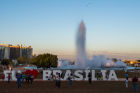 Foreign cities. Brasilia