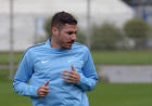 FC Zenit holds training session before Champions League match against Belgium's Standard