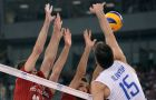 2014 FIVB Volleyball Men's World Championship. Poland vs. Russia