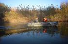 Fall fishing in Astrakhan Region