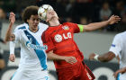 Football. UEFA Champions League. Bayer 04 vs. Zenit