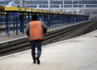 Ukraine suspends passenger train connection with Crimea