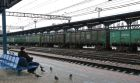 Ukraine suspends passenger train services to Crimea
