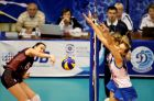 Volleyball. Russia Cup Women. Final match