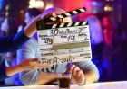 "Shooting of film ""30 Dates"""