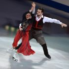 European Figure Skating Championships. Exhibition gala
