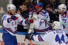 Kontinental Hockey League. CSKA vs. SKA