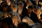 Orthodox Christians celebrate Easter in Russia
