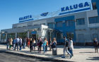 Kaluga International Airport about to open