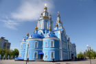 Patriarch Kirill of Moscow and All Russia visits Ulyanovsk. Day Two