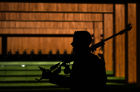 2015 European Games. Shooting. Men's rifle prone