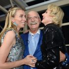 Helllo! magazine hosts reception