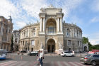 Cities of the world. Odessa