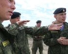 "Competition for field training of Marine coastal forces of the Navy ""Baltic derby-2015"""