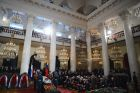 Farewell ceremony for Yevgeny Primakov