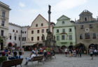Cities of the world. Cesky Krumlov