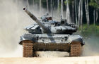 World Tank Biathlon C hampionship. Individual race