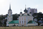 Russian cities. Voronezh