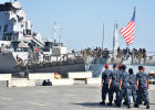 Ukraine, USA hold Sea Breeze 2015 naval drill