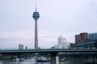 World cities. Dusseldorf