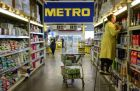 METRO Cash & Carry in Novosibirsk