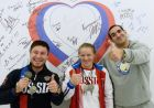 News conference with Russian Weightlifting Federation