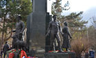 Monument to Defendors of the Motherland's Boundaries opened in Krasnodar