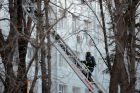 Fire at Cultural Center of Russian Ministry of Internal Affairs Main Directorate