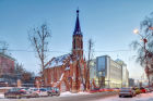 Cathedral of the Assumption of the Blessed Virgin Mary in Irkutsk
