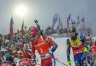 IBU World Cup Biathlon 5. Men. Mass start