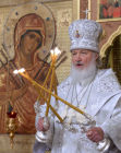 Patriarchal service on the Eve of Theophany in Cathedral of Christ the Savior