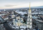 Cities of Russia. Churches and cathedrals