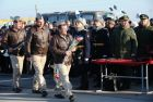 Crews of Russian aircraft welcomed home in Primorye-Akhtarsk from Khmeimim Air Base