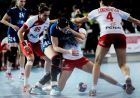 Handball. Women's 2016 Olympic Qualification Tournament. Russia vs Poland