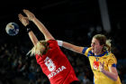 2016 Women's Olympic Handball Tournament Qualification. Russia vs. Sweden