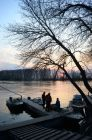 Fishing in the Astrakhan Region