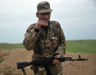 Karabakh conflict zone situation update