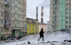 Cities of Russia. Norilsk