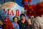 May 1 celebrated in Russia