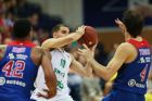 Basketball. VTB United League. CSKA vs. UNICS