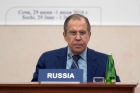 BSEC Foreign Ministers Council meeting in Sochi
