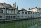 Cities of the world. Ljubljana