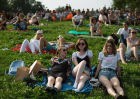 Afisha Picnic festival in Moscow