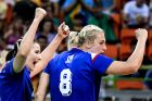 2016 Summer Olympics. Women's handball. Russia vs. South Korea