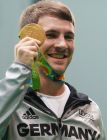 2016 Summer Olympics. Shooting sport. Men. 50m rifle prone
